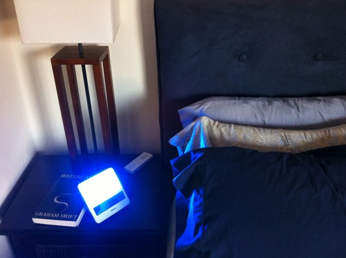 blue light therapy philips golite light therapy device review circadian 30243